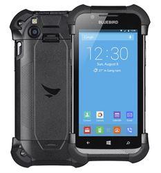 """Imagem de Coletor de Dados EF500R Bluebird, Android 5.1, Wifi, BT 4.0, AGPS, Câmera 13MP, Tela 5"""", 2GB/8GB, NFC, 1D/2D."""