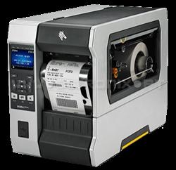 Imagem de ZT610. 600dpi. 104mm. 6/s. RFID UHF. ZPL.1GBDRAM/2GBFlash. Serial/USB/Ethernet/BT DT/TT.
