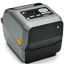 Imagem de Impressora ZD620,300 dpi, boca de 4 pol., Pell, USB e USB host, BTLE, Serial, Ethernet, 6 p/s, EZPL.