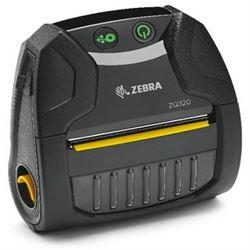 Imagem de Imp. Zebra Port ZQ320 LCD, 203dpi, 72mm, 4Pol/s, CPCL,ZPL, 128MBRAM/256MBROM, BT e WiFi, indoor.