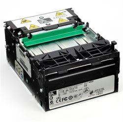 Imagem de Impressora de recibos Zebra modelo KR403 tipo Kiosk, conexao USB e Ethernet. Boca de 80mm.